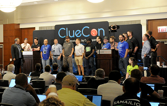 Speakers - ClueCon Developers Conference - VoIP / WebRTC